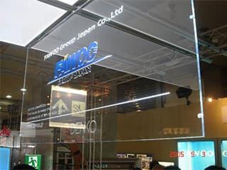 nano LED sign製品「Light Panel / 導光板」