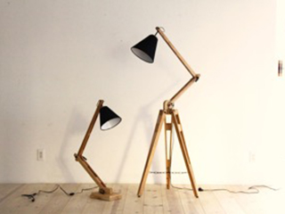 GIRAFFE STAND LIGHT