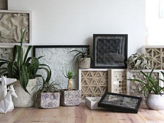 Japanese Paper Art Panel - 和紙アートパネル