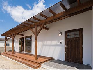 ユーロトレンドG木製断熱玄関ドア