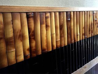 RE-style BAMBOO 竹の壁材「リスタイルバンブー」
