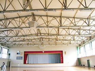 教育施設向け リフォジュール 膜天井工法