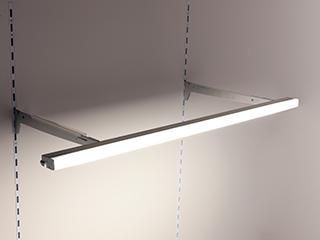 LED棚下照明ルーペル・「フロントルミナス」