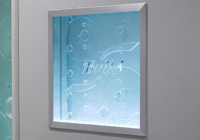 ガラスの意匠 フュージョングラス