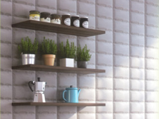 防カビ、防臭、調湿効果【IECO tile】
