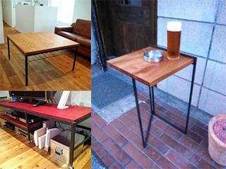 オリジナルテーブル・棚