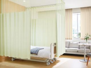 ウイルス・細菌への対策におすすめ 機能性カーテン