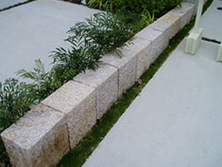 建築・景観資材 縁石