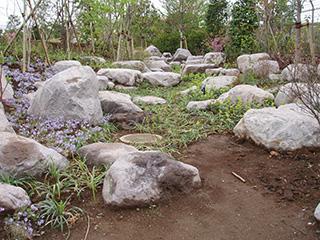 景観石材 景石
