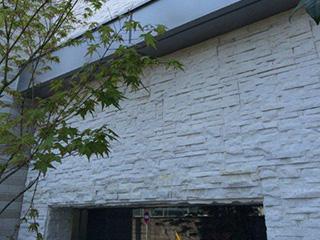 建築・景観石材 シルキーホワイト(パネル)