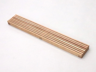 木製床ガラリ Airtool (エアトオル)