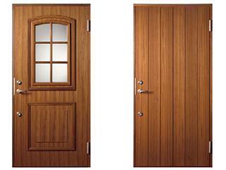 防火・玄関ドア「スウェーデンドア」