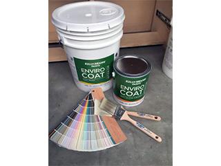 無臭で安全な水性塗料 「ケリーモア」