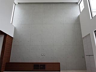 コンクリートアートシリーズ<br> 【コンクリート打ち放し調デザイン】内外装編