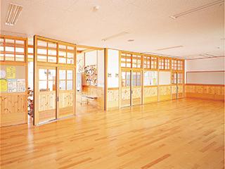 学校間仕切木製サンスクール 木製可動 PWK