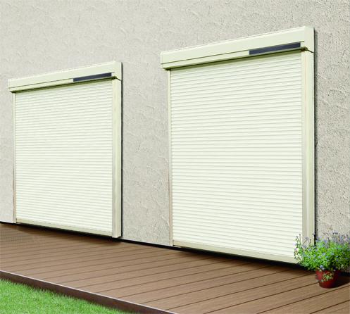 窓シャッター【マドモア スクリーンS ソーラータイプ】