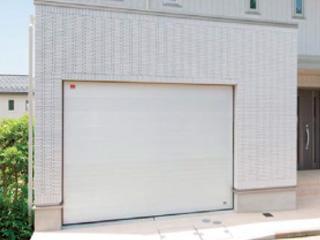 アルミ製ガレージドア【威風動々(いふうどうどう)】