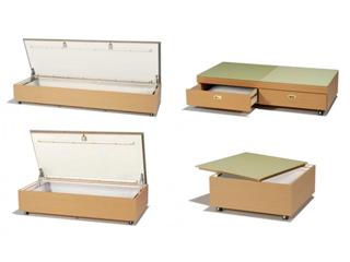 置き床式畳下収納システム OTBシリーズ