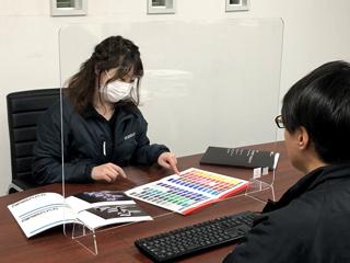 【プロテクトバン】飛沫感染防止対策パーテーション