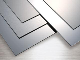 メタカラー 面材(ステンレス樹脂複合材)