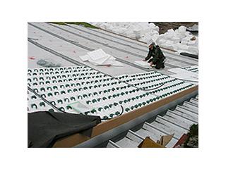 折板屋根緑化【スーパーソイレンシステム】