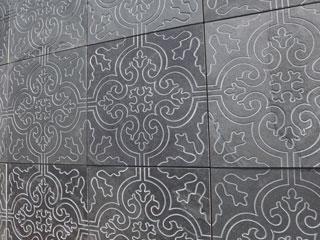 シームレスストーン(彫刻石材)