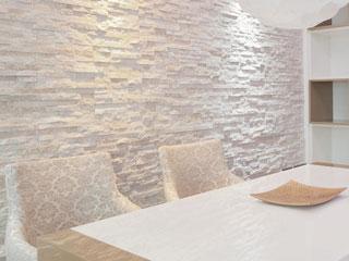 クラフトクォーツストーン(壁用石材)
