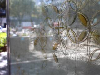 Silk Glass (絹ガラス)