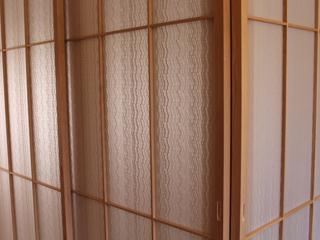 Silk Shoji(絹障子)