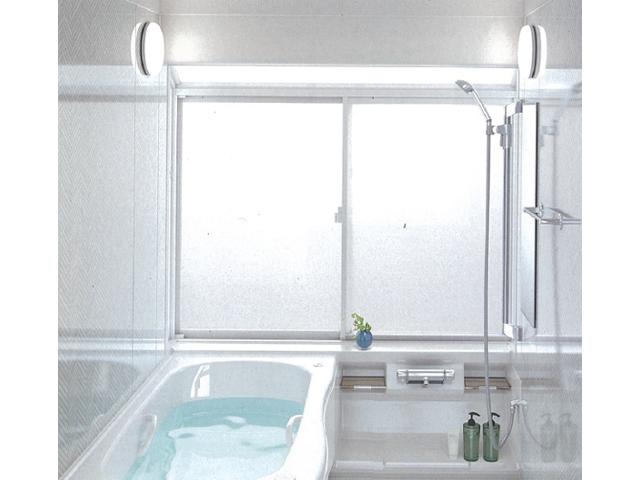 【大手メーカー採用】スマートAcrich 超薄型浴室照明
