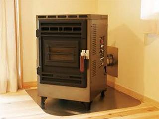 温風吹出しペレットストーブ~さいかい産業製~