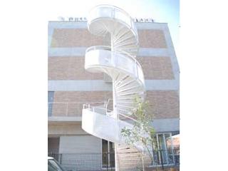 特殊階段【らせん階段】