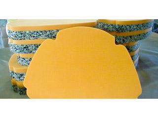 ソファー椅子の中身交換用スポンジ
