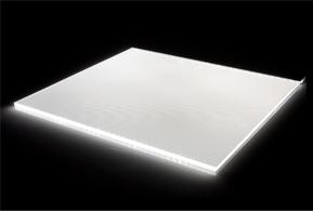エッジライト方式高輝度導光板【SAライトガイド】