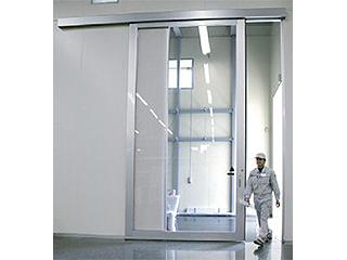 軽量大型ドア