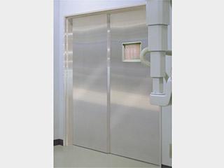 ST放射線遮蔽自動ドア