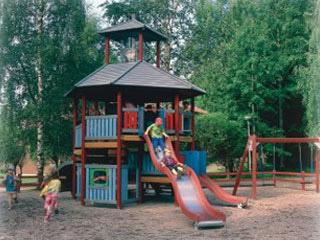 LAPPSET公園・園庭遊具(フィンランド製遊具)