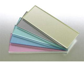 ナチュラルカラー NATURAL COLOR メタリックシリーズ (内装用カラーガラス)