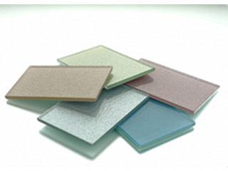 ナチュラルカラー NATURAL COLOR 型板シリーズ(内装用カラーガラス)