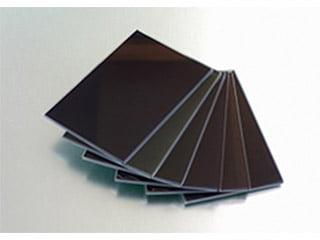ナチュラルカラー NATURAL COLOR 黒シリーズ(内装用カラーガラス)