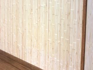 竹製壁材【突板・集成材・不燃】
