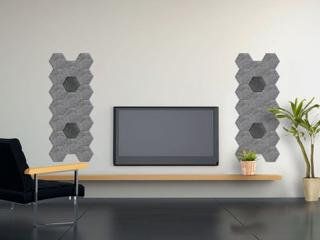 『レノブロック ハニカム』Sサイズ 水性塗料(内装材)/天然油脂系塗料(内装材)