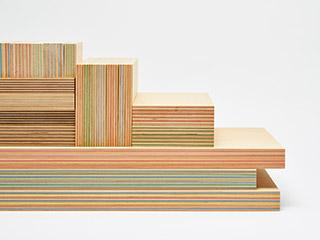積層合板【Paper-Wood / ペーパーウッド】