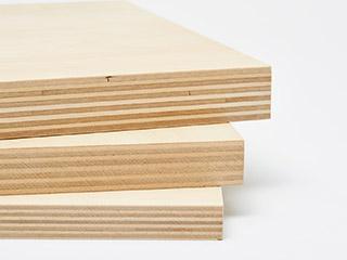 積層合板【シナ共芯合板 / Shina Plywood】