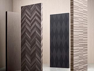 アルピリニューム デザイナーズ&ウッド コレクション(天然木工芸突板化粧板)