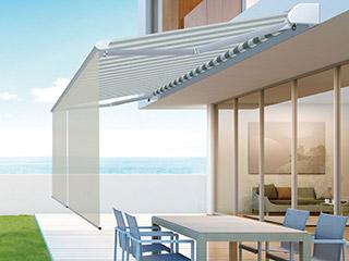 ホームオーニングシリーズ 新登場【エルパティオ Plus RS】住宅用オーニング