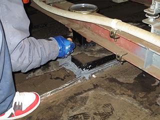屋根用緊急防水コーティング フレキシアクリル