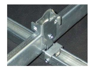 特定天井に対応した耐震クリップ <br> 「ペアロッククリップ」