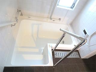 オーダーメイドFRP浴槽