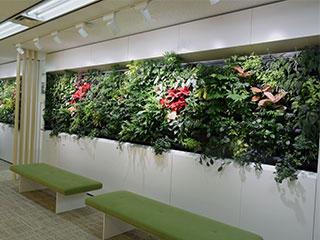 壁面緑化【トスラシステム】